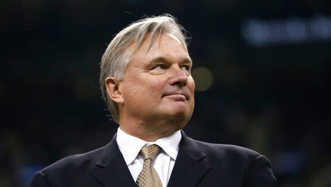 Morten Andersen is the NFL's all-time leading scorer with 2,544 points.
