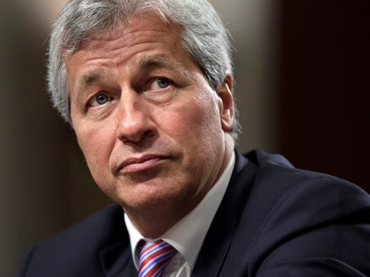 Jamie Dimon, CEO JPMorgan