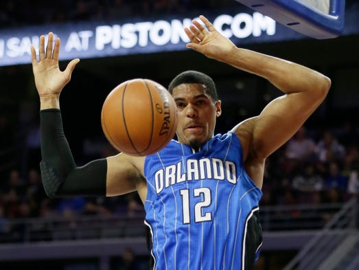 Let's meet Tobias Harris, whom the Detroit Pistons