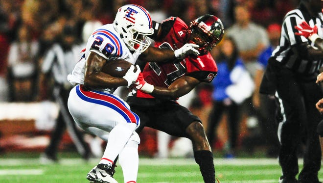 Louisiana Tech running back Kenneth Dixon said he's excited for the opportunity to go against top competition in January at the Senior Bowl.