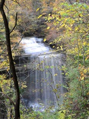 Big Clifty Falls at Clifty Falls State Park