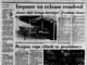 1981: Reagan caps climb to presidency.