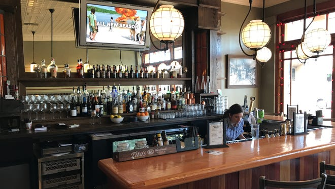 Cuff, a New American bar in downtown Glendale, also acts as a venue for stand-up comedy