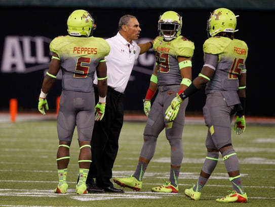 Could Herm Edwards be ASU's next football coach?