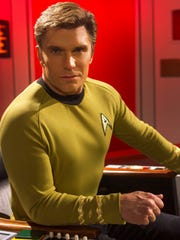 Vic Mignogna is Capt. Kirk in 'Star Trek Continues'
