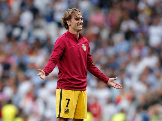 Griezmann banned for 2 matches after disrespecting referee - photo#34