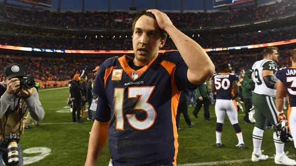 Case Keenum isn't going to make the Broncos any better
