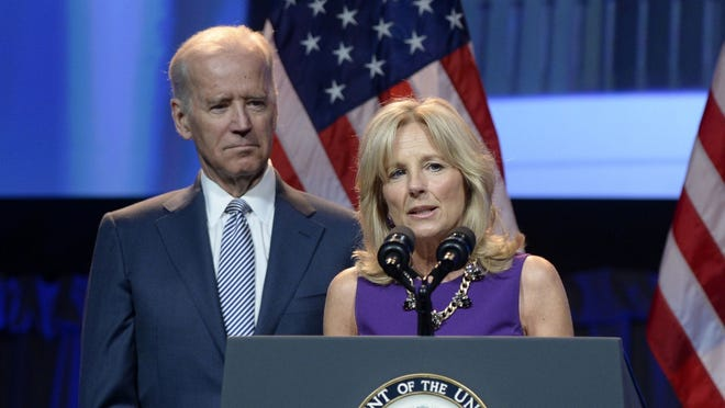 The first thing to know about America's next first lady is that Jill Biden - a college English professor with four degrees, including a doctorate - is going to be a very busy FLOTUS since she plans to keep her day job after moving into the White House.