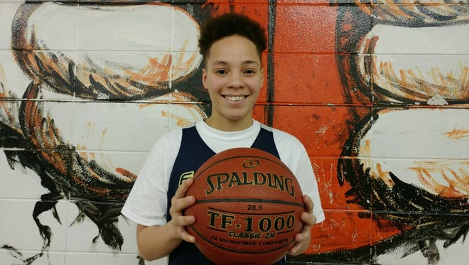 Fairdale senior guard Valerie Johnson
