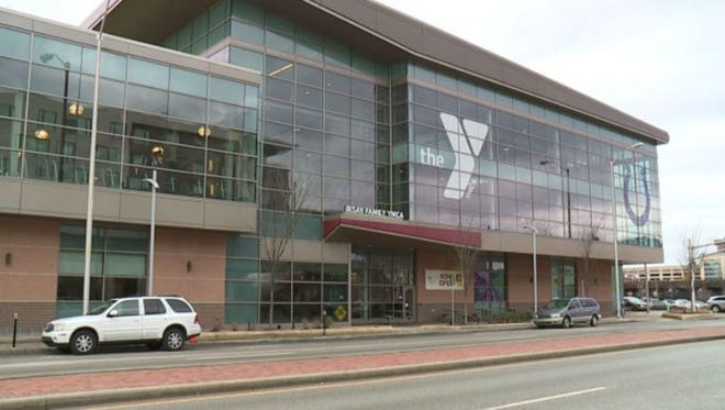 A voyeurism incident at the Irsay Family YMCA on Monday.