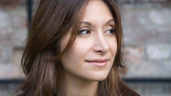 Dina Nayeri. Provided photo.