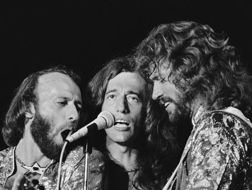 Bee Gees in 1979
