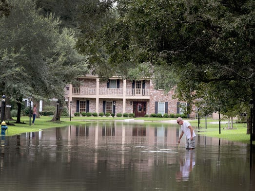 Furniture Store In Houston Housing Flood Victims