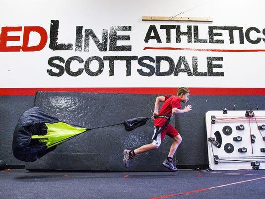 RedLine Athletics in Scottsdale