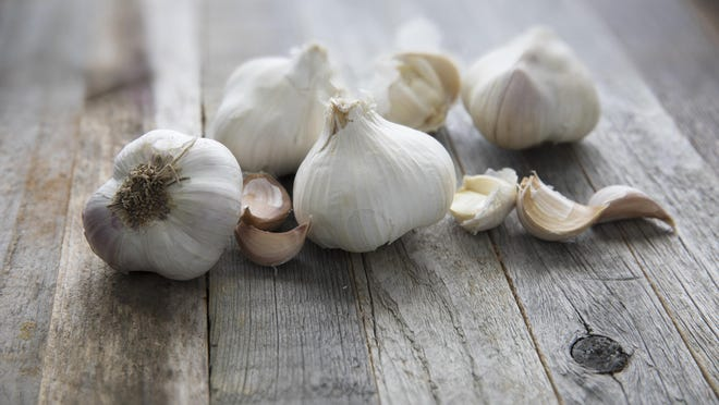The time to plan garlic is coming up.