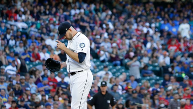 James Paxton and the Mariners won't be seeing much of their home crowd this month. The team will play 20 road games in August, the most since the Kingdome's roof tiles started falling back in 1994.