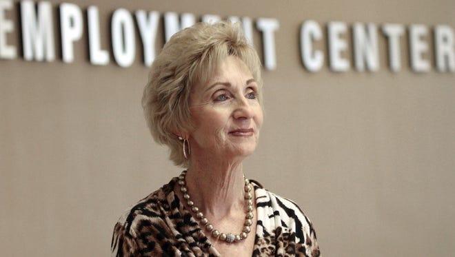 Former El Paso City Manager Joyce Wilson