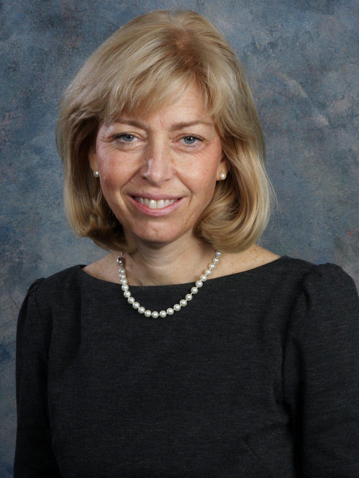 OVC Commissioner Beth DeBauche.