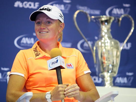 tds ANA Stacy Lewis
