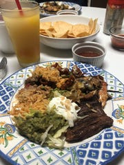 Ramirez Mexican on Pines Road offers their regular menu as well as family style orders to go.