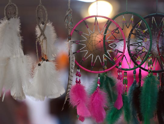 The 53rd annual Native American Powwow from the Florida Indian Hobbyist Association is this weekend at the St. Lucie County Fairgrounds at 15601 W. Midway Road west of Fort Pierce.