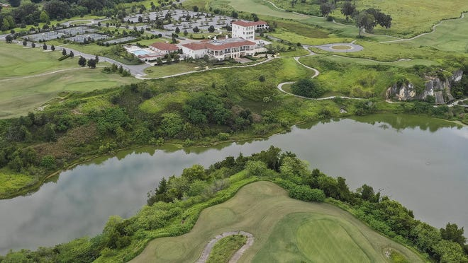 The former Adena Golf and Country Club is at the center of a lawsuit that claims the Stronach family unlawfully backed out of the $12.25 million deal to sell the property.