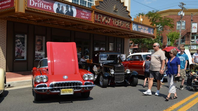 The 25th annual Downtown Millville Car Show will be held Saturday.