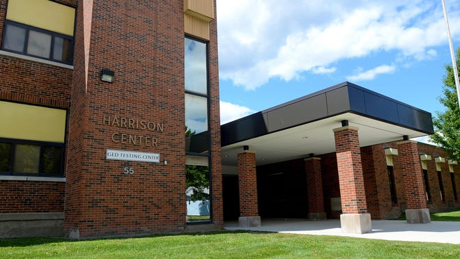 Faculty and students begin early semester work Monday, Aug 24, during registration at the Harrison Education Center in Port Huron.