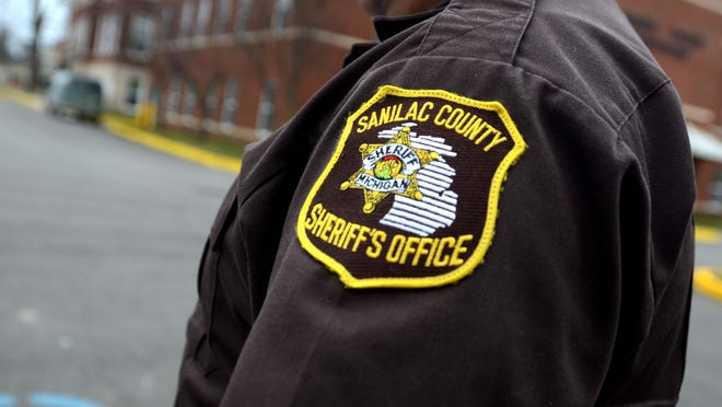 Sanilac County Sheriff Department Monday, Dec. 28, at the Sanilac County jail in Sandusky.