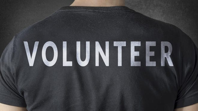 During this, the season of giving, consider volunteering.