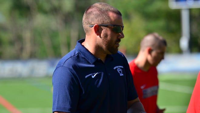 New Mount Union men's soccer coach David Krems.