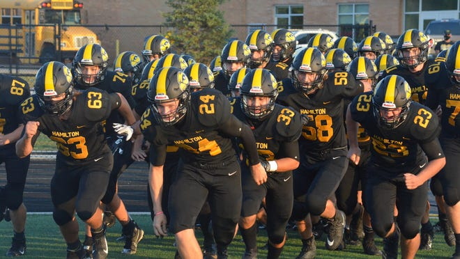 The Hamilton game was canceled but the Hawkeyes advance.