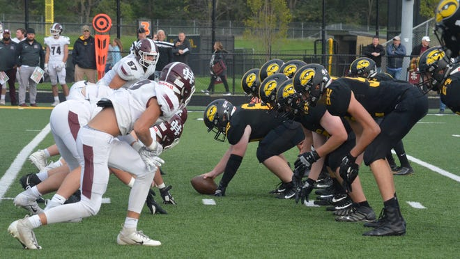The Holland Christian and Hamilton football teams will both be in action this week.