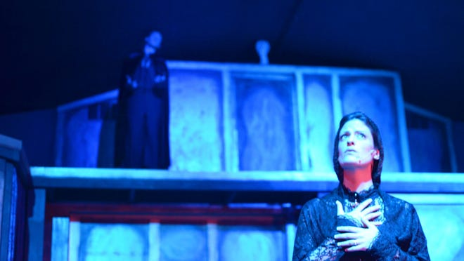 """The DIO Dining and Entertainment professional theater group in Pinckney is presenting """"Dracula: The Musical"""" Friday evening, Saturday evening and Sunday afternoon."""