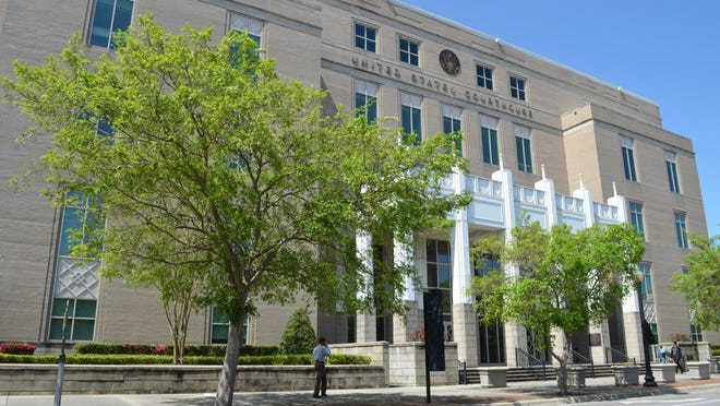 The federal courthouse in Pensacola is infested with mold that endangers occupants, according to new documents.