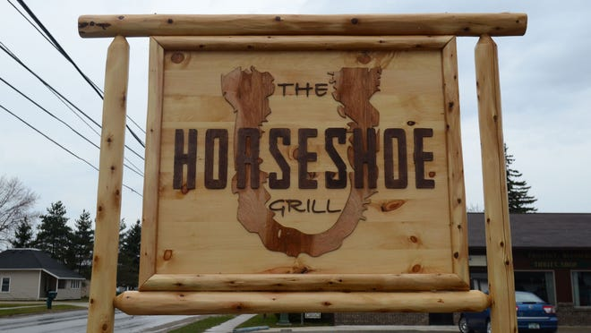 The Horseshoe Grill, 4000 Main St., Brown City, serves up homemade food and family recipes.