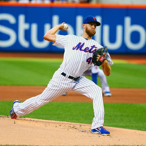 Zack Wheeler's emergence gives Mets loaded top three heading into offseason