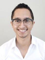Ryan Kopinski, Florida State PhD candidate/head of