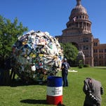 "TxDOT launched its latest ""Don't Mess With Texas"" campaign Wednesday."