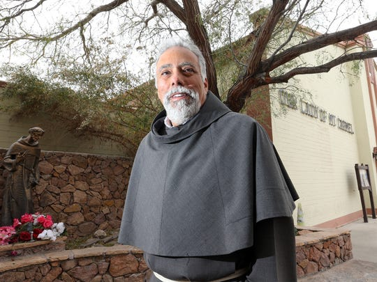The Rev. Miguel Briseño will hold Christmas Eve midnight