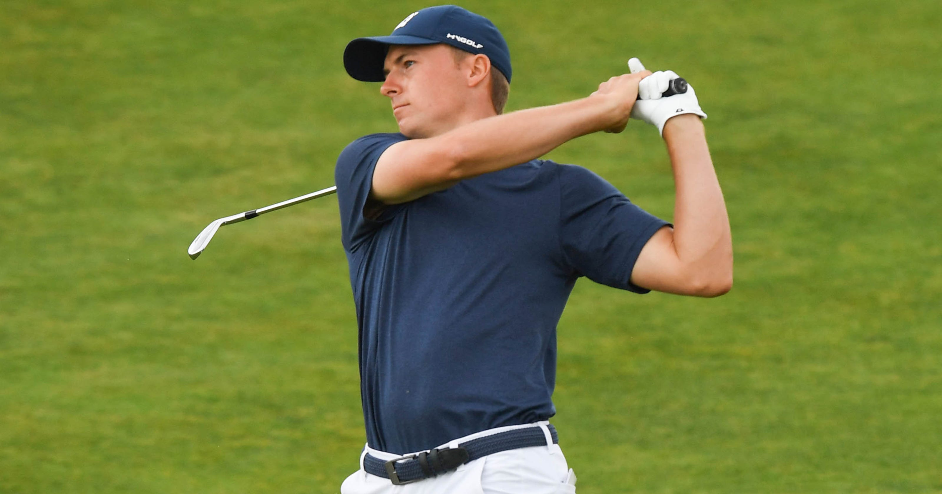 275fcd0c160 Jordan Spieth still gets chills watching bunker hole-out to win Travelers