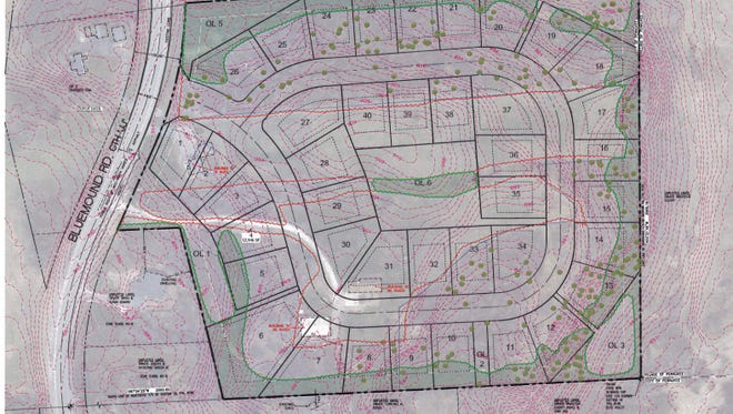 Neumann Development has proposed a 40-unit single-family subdivision in Pewaukee, near WCTC on Bluemound Road. The plan commission has signed off on the plan, but it must still be approved by the common council.