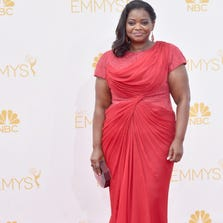 Actress Octavia Spencer attends the 66th Annual Primetime Emmy Awards held at Nokia Theatre L.A. Live on August 25, 2014 in Los Angeles, California.