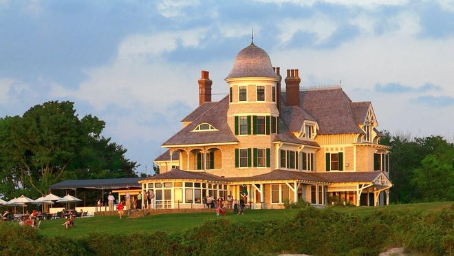 The Dining Room at Castle Hil Inn in Newport was among 18 R.I. Rhode Island restaurants recognized by Wine Spectator.