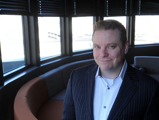 Tobias Ritesman, majority owner of Sioux Falls-based