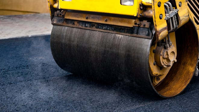 For the first time in nearly a decade, the city paved more than 100 miles of Louisville roads this year