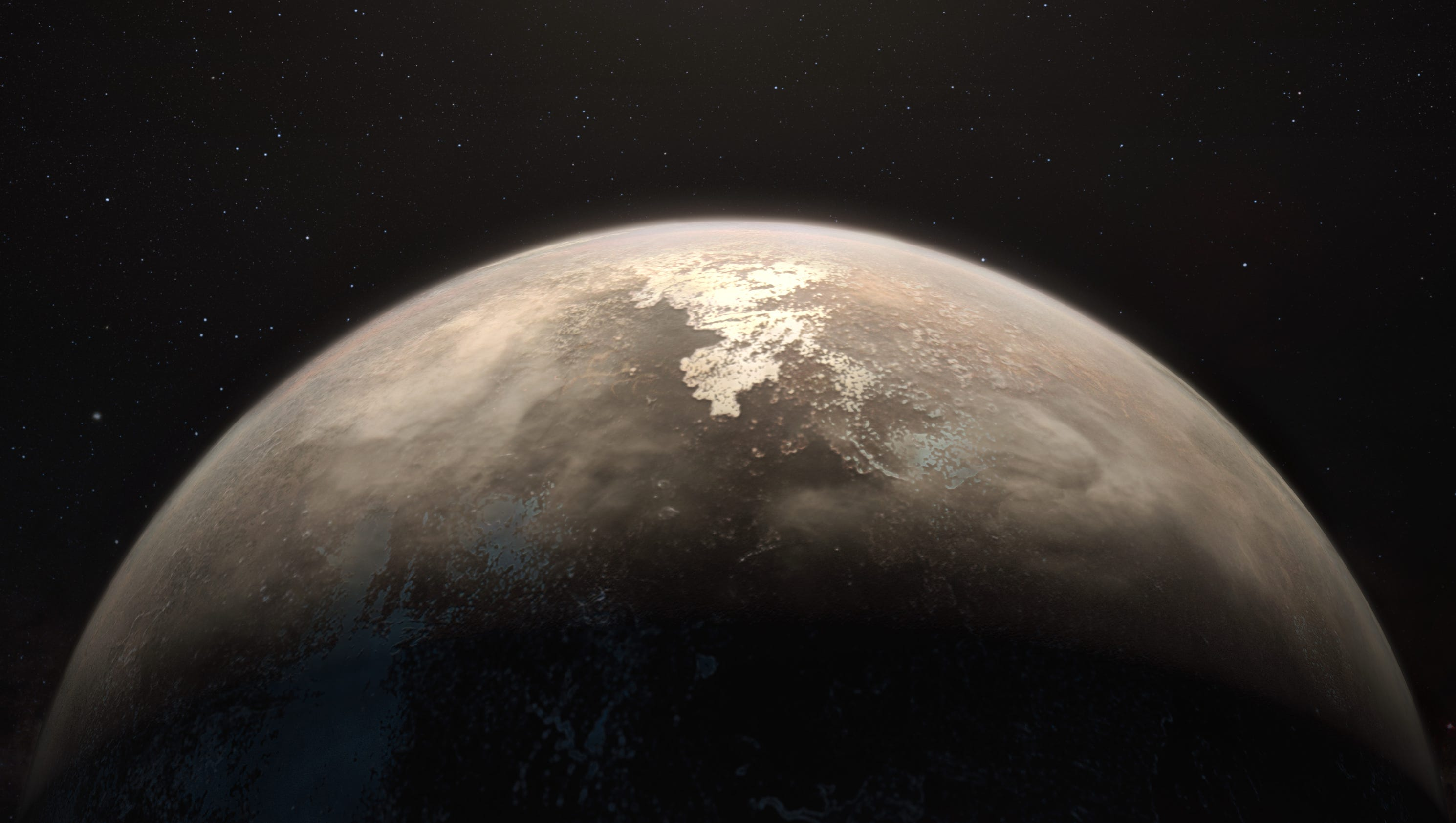 planets and moons that could support life - photo #22