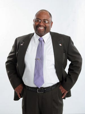 Jonathan Narcisse, candidate for Iowa governor.