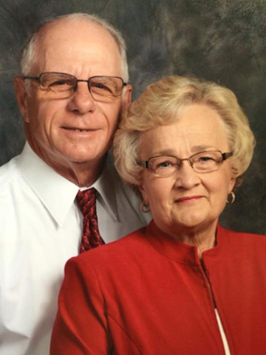 Anniversaries: Jim Anderson & Marty Anderson