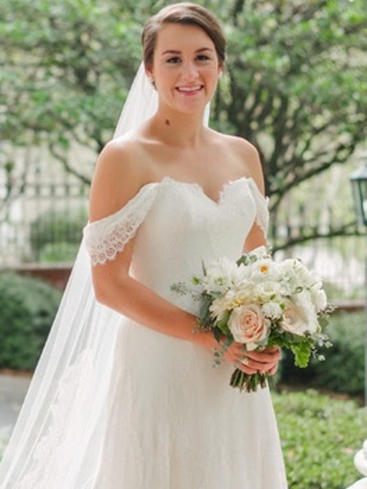 Weddings: Sarah Elizabeth Monroe & Bedford McNair Wooten